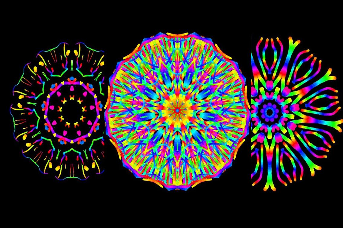Mandalas De Color